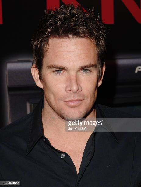 Mark McGrath during Pioneer Electronics Party at Montmartre Lounge in Hollywood, California, United States.