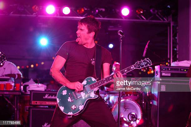 Mark McGrath of Sugar Ray during Surf Culture Block Party for The Art History of Surfing Exhibition Presented by KIA Motors at Milk Gallery in New...
