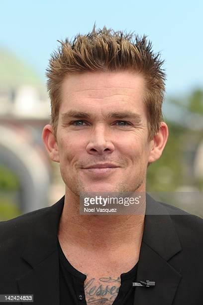 Mark Mcgrath Stock Photos And Pictures Getty Images