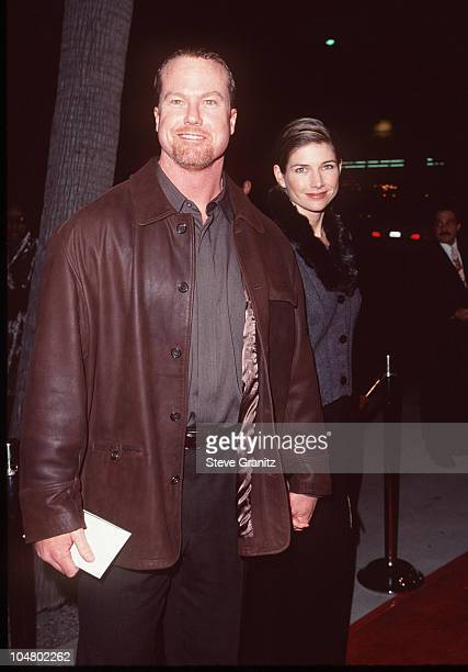 Mark McGuire during Thin Red Line Premiere at The Academy in Beverly Hills California United States