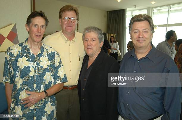 Mark Metcalf James Widdoes Peter Riegert and Chris Miller