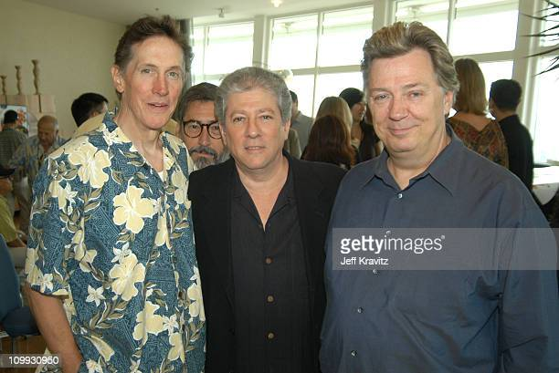 Mark Metcalf Peter Riegert and Chris Miller during Animal House 25th Anniversary Ultimate Homecoming Parade DVD Release Extravaganza at Hollywood...