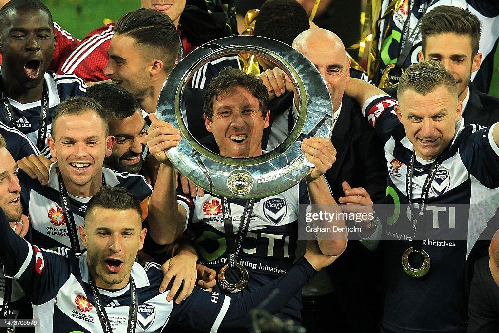 A-League Grand Final - Melbourne v Sydney