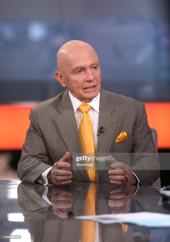 Templeton Emerging Markets Group Executive Chairman Mark Mobius Interview