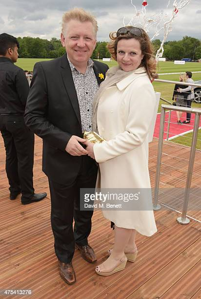 Mark Moody attends day two of the Audi Polo Challenge at Coworth Park on May 31 2015 in London England