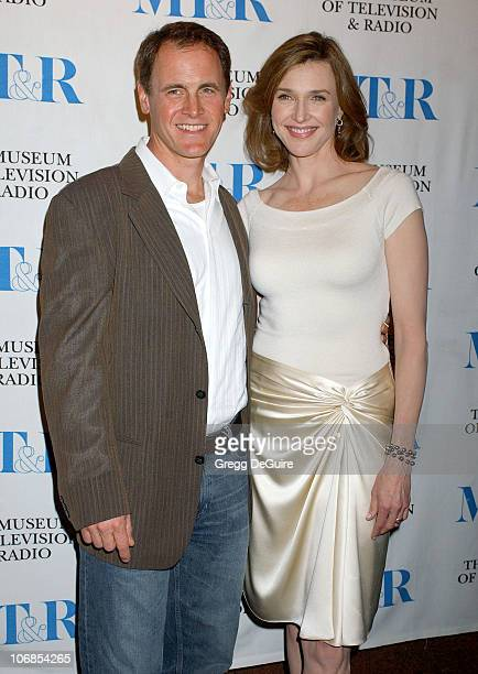 Mark Moses and Brenda Strong during The Museum of Television Radio Presents The 22nd Annual William S Paley Television Festival 'Desperate...