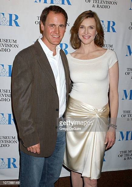 Mark Moses and Brenda Strong during The Museum of Television Radio Presents The 22nd Annual William S Paley Television Festival Desperate Housewives...