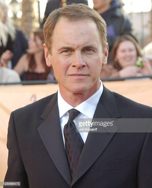 Mark Moses during 2005 Screen Actors Guild Awards Arrivals at The Shrine in Los Angeles California United States