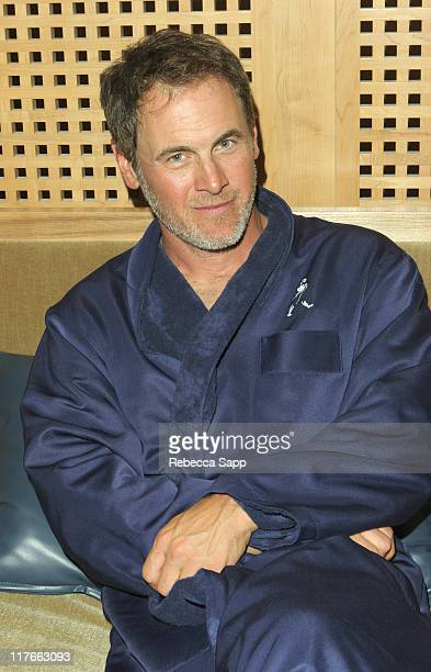 Mark Moses during Johnnie Walker Blue Label Gentleman's Suite for Emmys 2005 Day 1 at Raffles L'Ermitage Hotel in Beverly Hills California United...