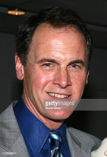 Mark Moses during Opening Night of 'Burleigh Grimes' OffBroadway at New World Stages Theater Complex in New York City New York United States