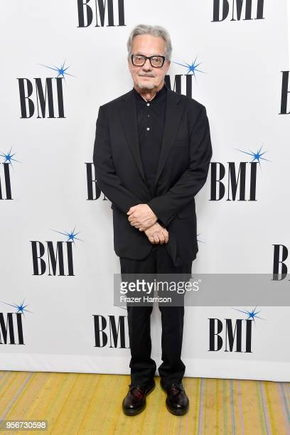 Mark Mothersbaugh attends 34th Annual BMI Film TV Visual Media Awards attends at Regent Beverly Wilshire Hotel on May 9 2018 in Beverly Hills...