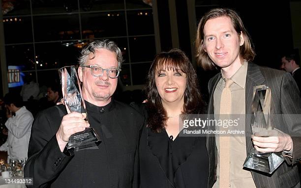 Mark Mothersbaugh Doreen Ringer Ross Wes Anderson at BMI Film TV Awards