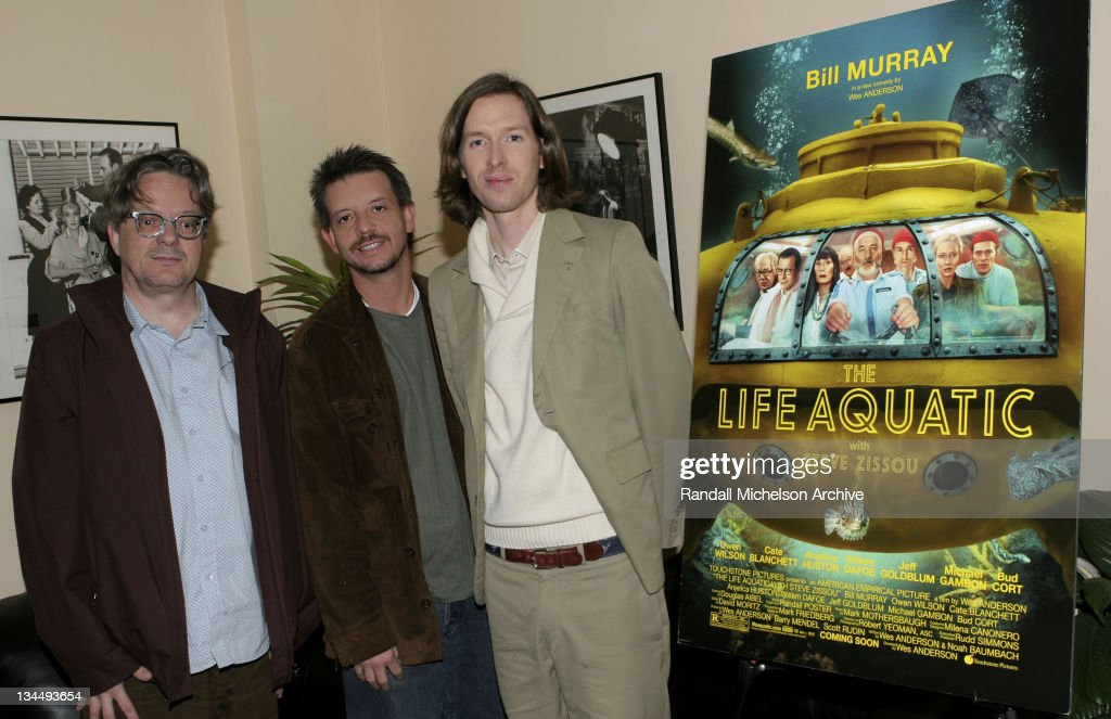 """The Life Aquatic with Steve Zissou"" BMI-NARAS Screening"
