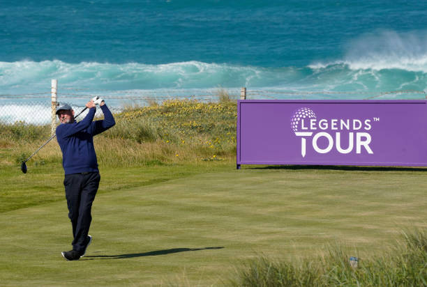 GBR: Farmfoods European Legends Links Championship - Day One