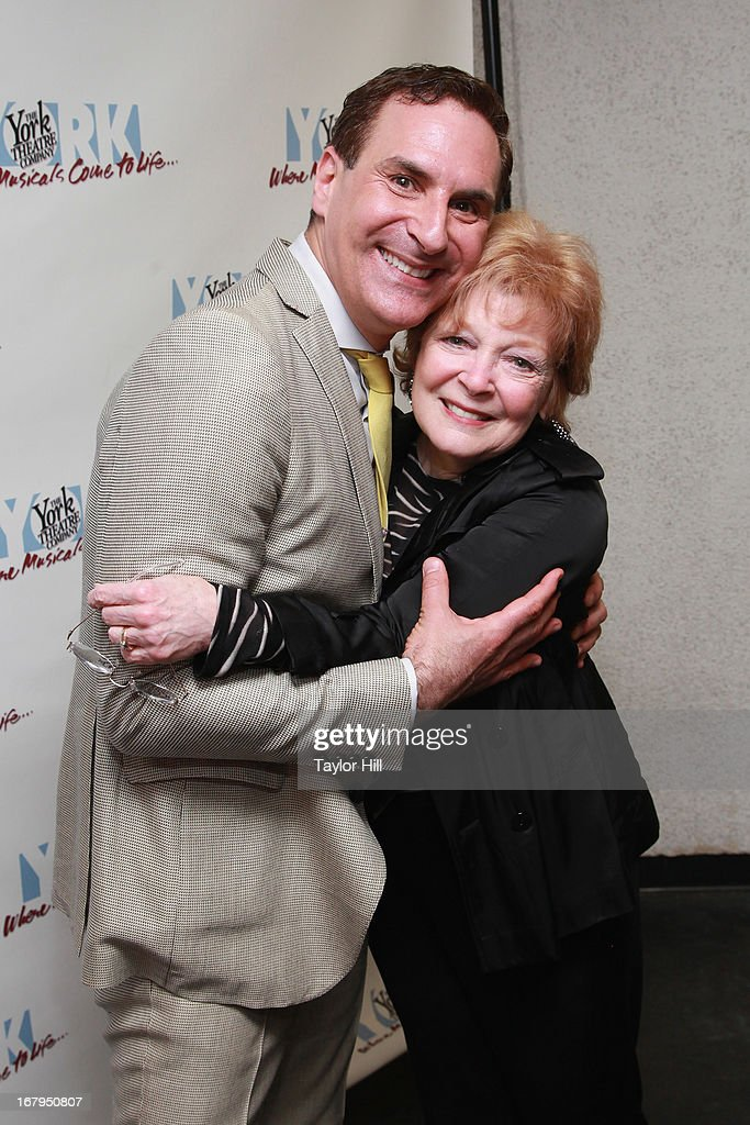 Mark Nadler and Anita Gilette attend the 'I'm A Stranger Here Myself' Off Broadway Opening Night at The York Theatre at Saint Peter's on May 2, 2013 in New York City.