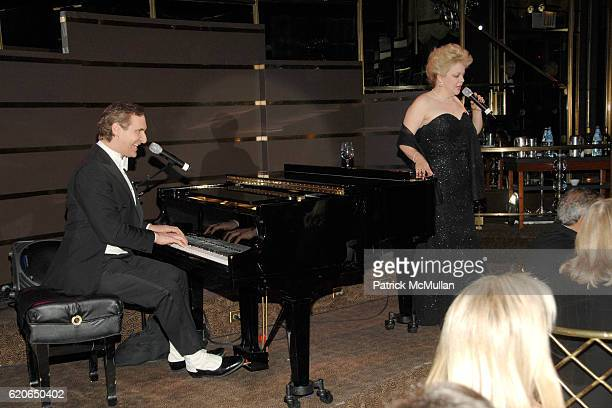 Mark Nadler and KT Sullivan attend YOUTH COUNSELING LEAGUE Centennial Celebration at The Rainbow Room on January 15 2008 in New York City