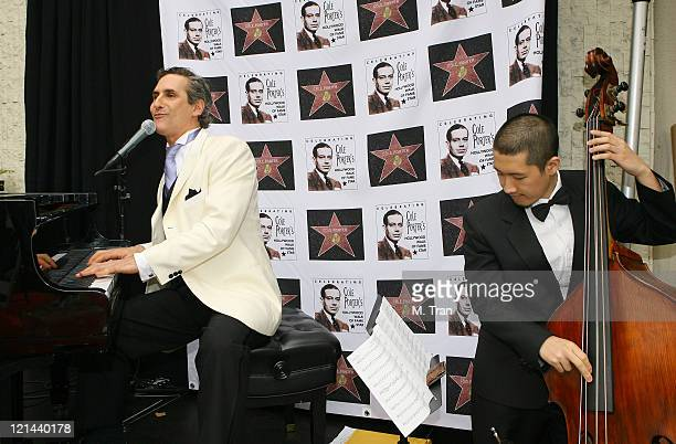Mark Nadler and Yasushi Nakamura during Cole Porter to be Honored Posthumously with a Star on the Hollywood Walk of Fame at 7080 Hollywood Blvd near...