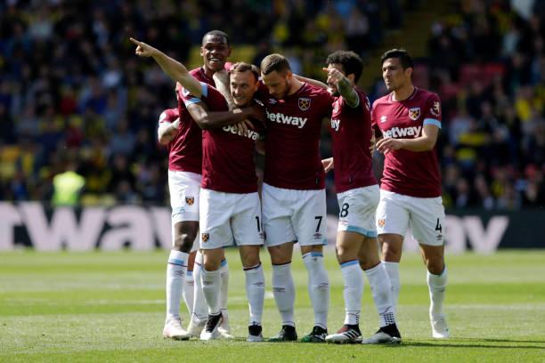 GBR: Watford FC v West Ham United - Premier League