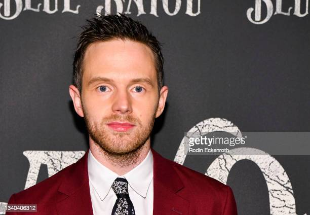 """Mark O Brien attends the Los Angeles Premiere of Focus Features' """"Blue Bayou"""" at DGA Theater Complex on September 14, 2021 in Los Angeles, California."""