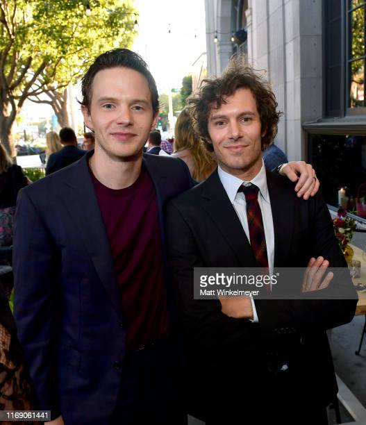 Mark O'Brien and Adam Brody attend the LA Screening Of Fox Searchlight's Ready Or Not at ArcLight Culver City on August 19 2019 in Culver City...