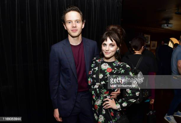 Mark O'Brien and Georgina Reilly attend the LA Screening Of Fox Searchlight's Ready Or Not at ArcLight Culver City on August 19 2019 in Culver City...