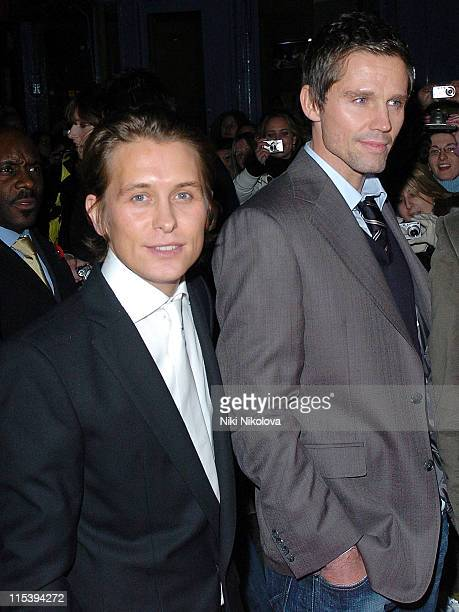 Mark Owen and Jason Orange during 'Take That Never Forget The Ultimate Collection' Preview Screening Arrivals at Coronet Cinema Notting Hill in...