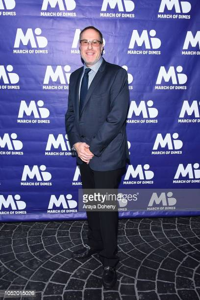Mark Owens attends the March of Dimes Signatures Chefs Auction Los Angeles on October 11 2018 in Beverly Hills California