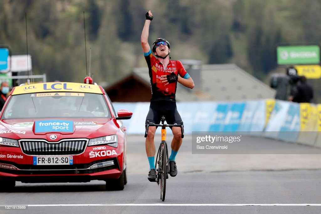 73rd Critérium du Dauphiné 2021 - Stage 7 : ニュース写真
