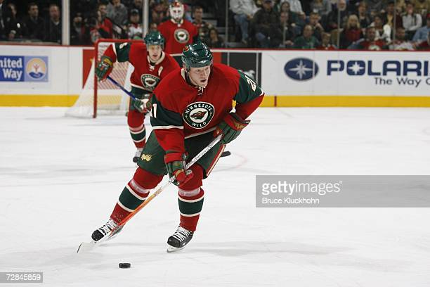 Minnesota Wild Mark Parrish Stock Photos And Pictures Getty Images