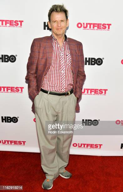 Mark Patton attends the Outfest Los Angeles LGBTQ Film Festival Opening Night Gala premiere of Circus Of Books at Orpheum Theatre on July 18 2019 in...