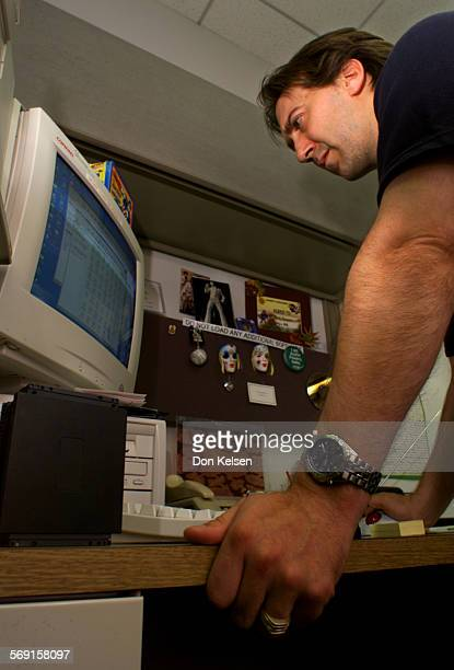 Mark Pearson, Network Manager University Advancement Information Systems at University of California, Irvine restoring files damaged by yesterday's...