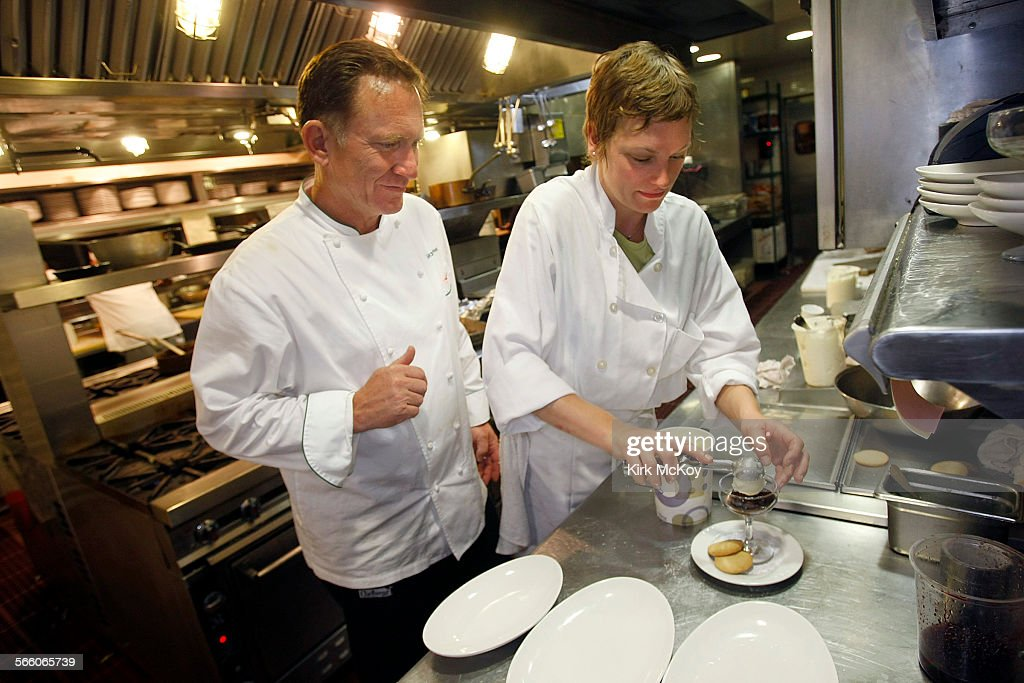 Mark Peel at Campanile, has come out with a cookbook titled New Classic Family Dinners. Photos of d : News Photo