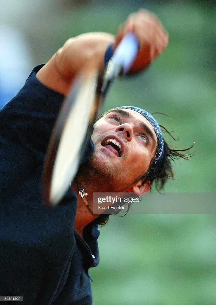 ATP Masters Series Hamburg : News Photo