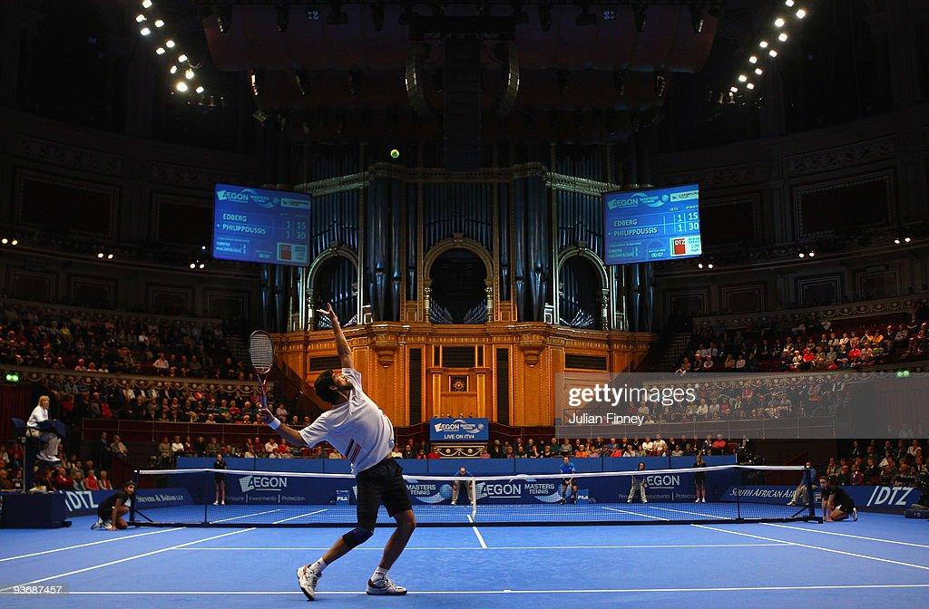 AEGON Masters Tennis - Day Three
