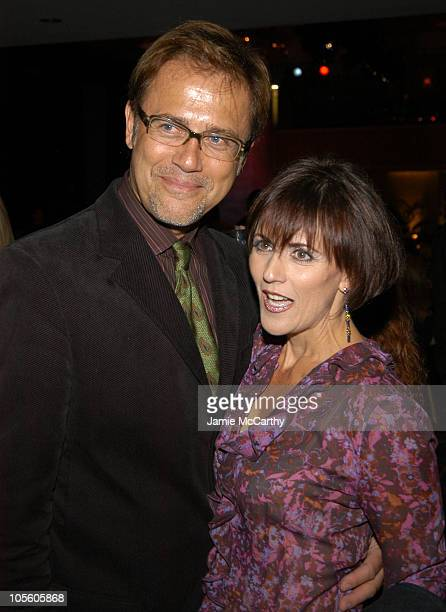 Mark Pinter and Colleen Zenk Pinter during 10th Annual Daytime Television Salutes St Jude Children's Research Hospital at Marriott Marquis in New...