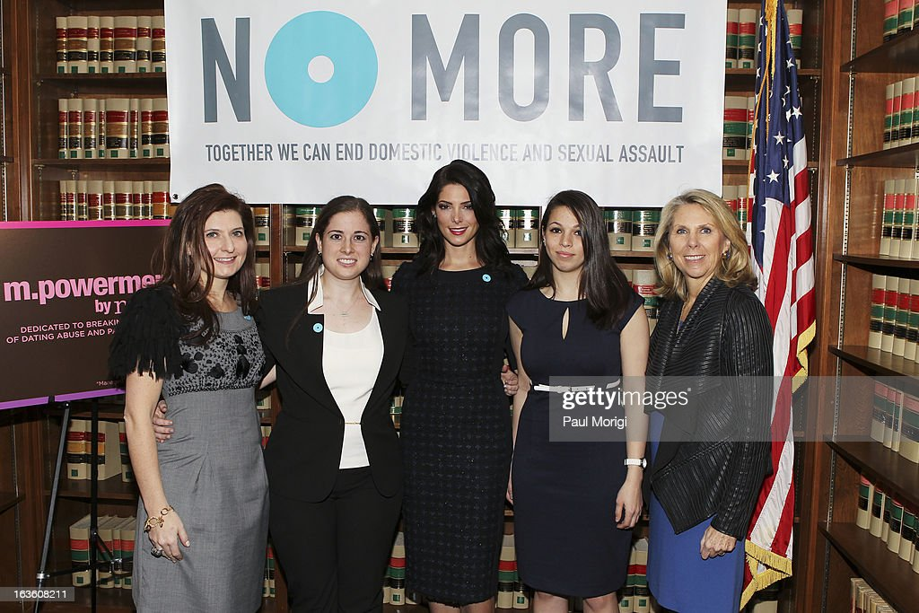 "mark. Brand Ambassador Ashley Greene Announces ""No More Campaign"" Study Results On Capitol Hill"
