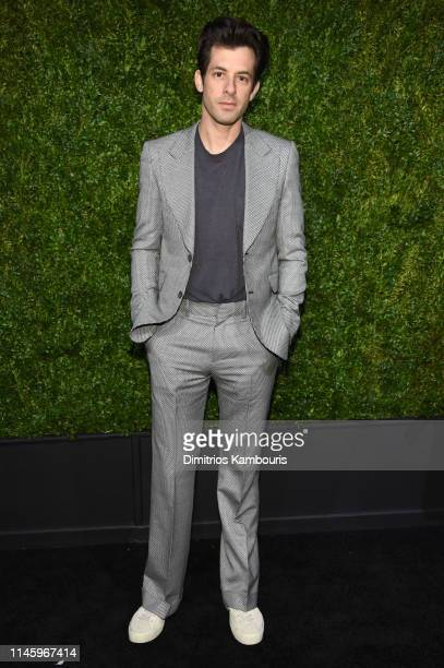 Mark Ronson attends as CHANEL hosts 14th Annual Tribeca Film Festival Artists Dinner at Balthazar on April 29 2019 in New York City