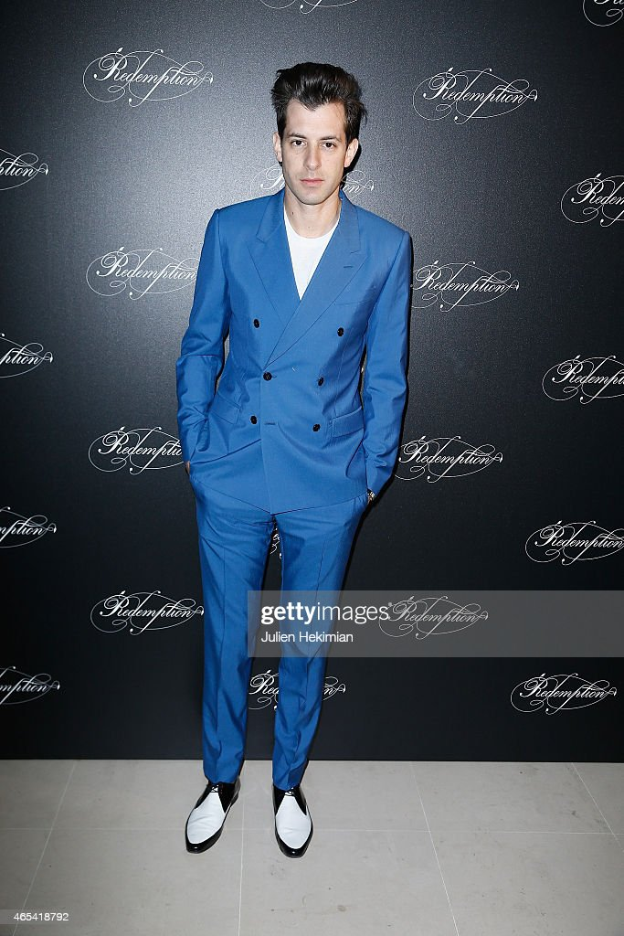 'Prive Redemption' Dinner At Place Vendome  - Paris Fashion Week Womenswear Fall/Winter 2015/2016