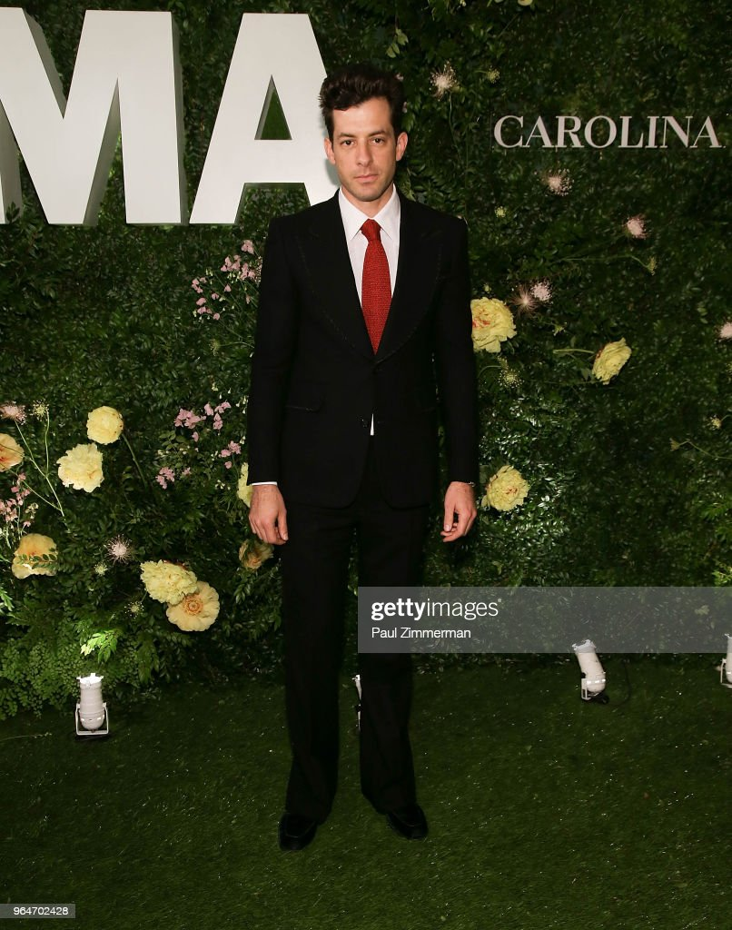 Mark Ronson attends the 2018 MoMA Party In The Garden at Museum of Modern Art on May 31, 2018 in New York City.