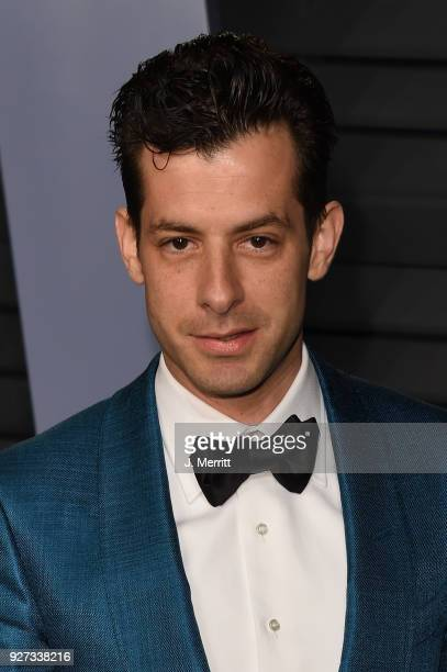 Mark Ronson attends the 2018 Vanity Fair Oscar Party hosted by Radhika Jones at the Wallis Annenberg Center for the Performing Arts on March 4 2018...