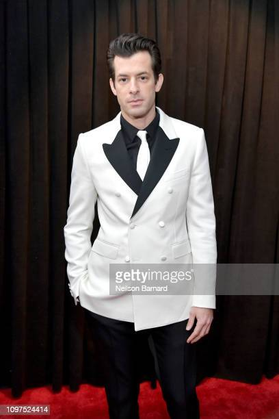 Mark Ronson attends the 61st Annual GRAMMY Awards at Staples Center on February 10 2019 in Los Angeles California
