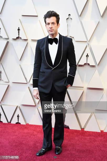 Mark Ronson attends the 91st Annual Academy Awards at Hollywood and Highland on February 24 2019 in Hollywood California