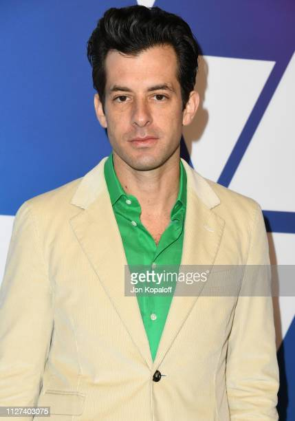 Mark Ronson attends the 91st Oscars Nominees Luncheon at The Beverly Hilton Hotel on February 04 2019 in Beverly Hills California