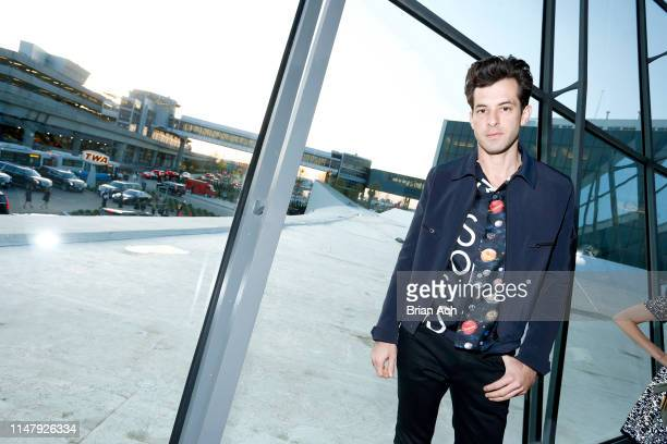 Mark Ronson attends the Louis Vuitton Cruise 2020 Fashion Show at JFK Airport on May 08 2019 in New York City