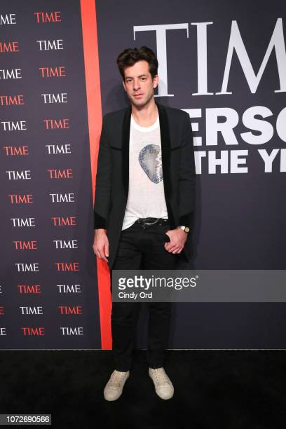 Mark Ronson attends the TIME Person Of The Year Celebration at Capitale on December 12 2018 in New York City