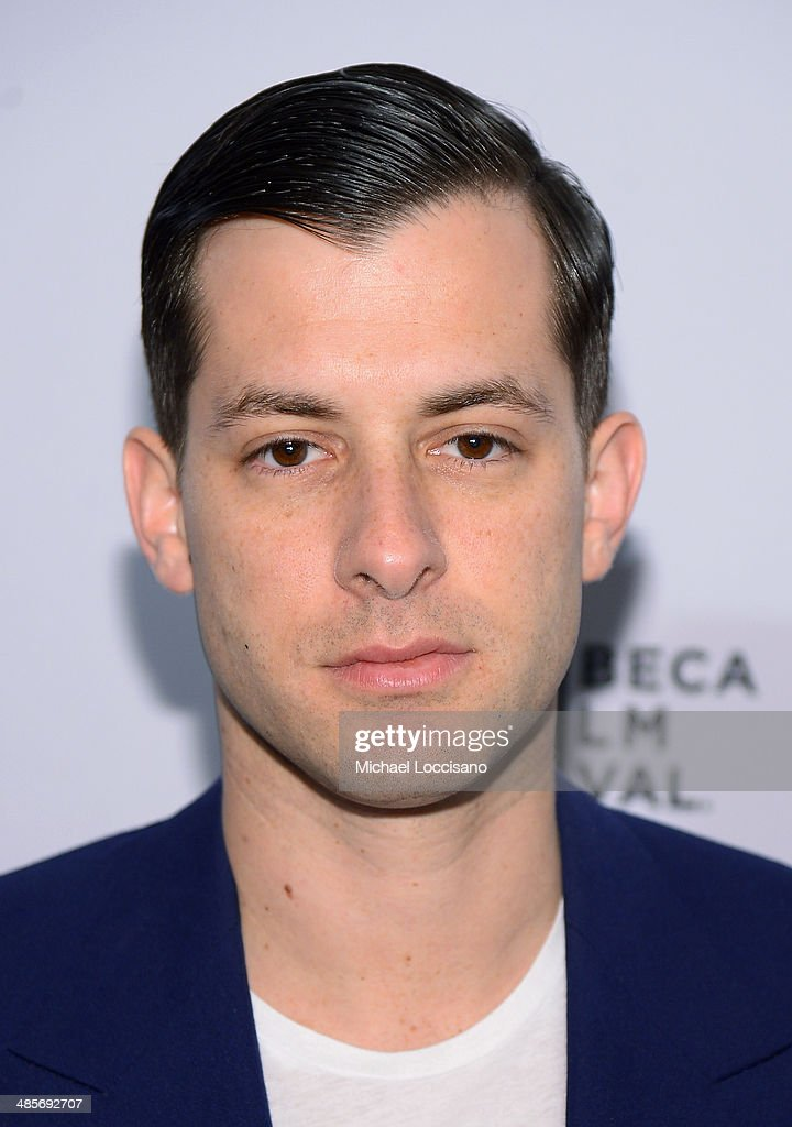 Mark Ronson attends the 'Zombeavers' Premiere during the 2014 Tribeca Film Festival at Chelsea Bow Tie Cinemas on April 19, 2014 in New York City.