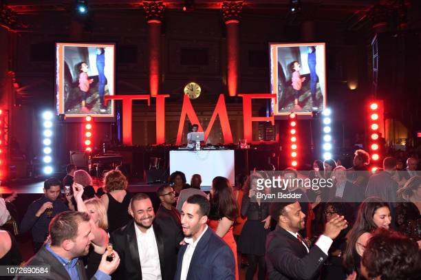 Mark Ronson performs at the TIME Person Of The Year Celebration at Capitale on December 12 2018 in New York City