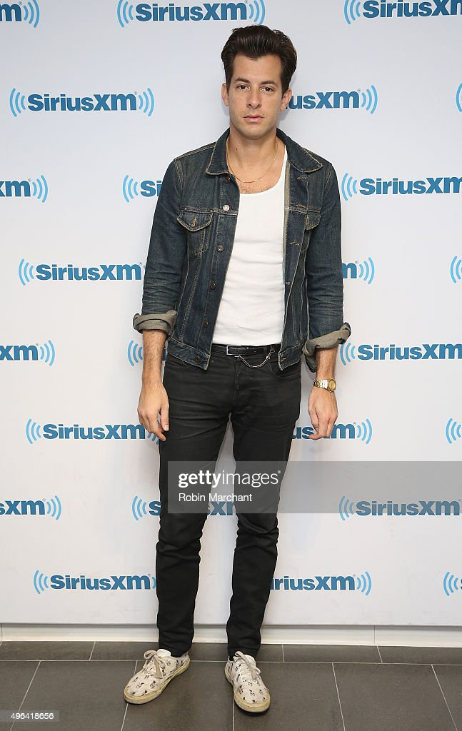 Celebrities Visit SiriusXM Studios - November 6, 2015