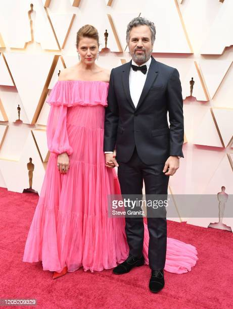 Mark Ruffalo arrives at the 92nd Annual Academy Awards at Hollywood and Highland on February 09 2020 in Hollywood California
