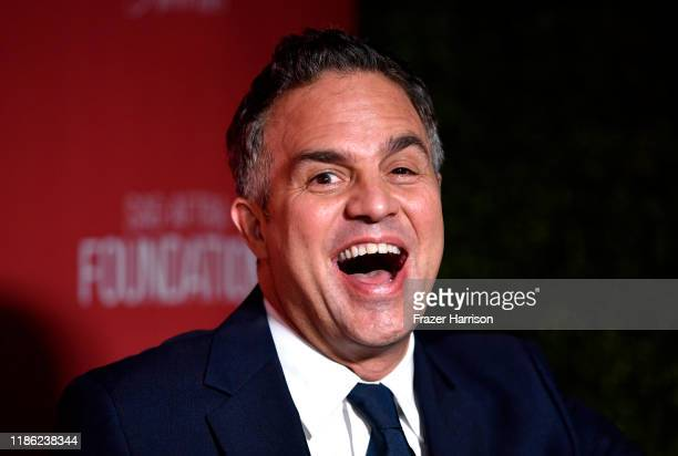 Mark Ruffalo attends SAGAFTRA Foundation's 4th Annual Patron Of The Artists Awards at Wallis Annenberg Center for the Performing Arts on November 07...